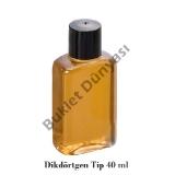 Dikdörtgen tip 40 ml
