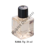 Kübik pet şişe tip  24ml
