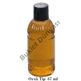 saç kremi şişesi Oyuk tip 67 ml