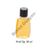Oval tip 28 ml