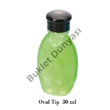 Oval tip 30 ml