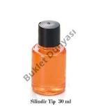 Pet şişe Silindir tip 30 ml ( STOKTA VAR )