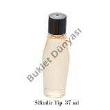 Silindir tip pet şişe 37 ml    ( STOKTA VAR )